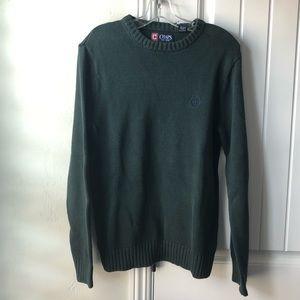 Chaps Crew Neck Sweater